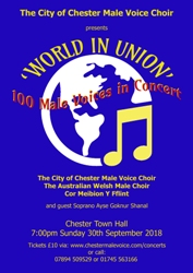 World in Union Concert