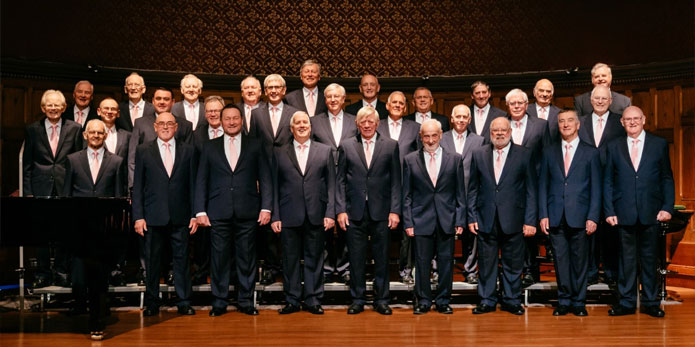 Chester Male Voice Choir photograph